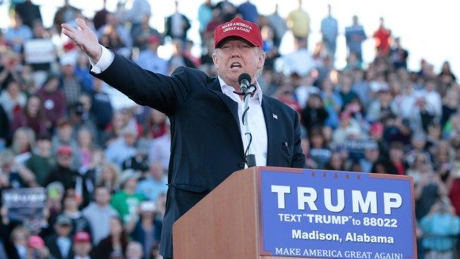 Trump Stumbles on Former Klan Leader David Duke Endorsement
