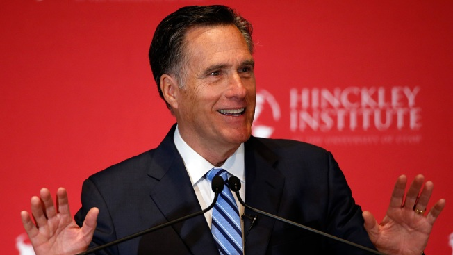 Mitt Romney's 'Binders Full of Women' Are Real Binders After All