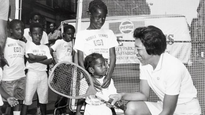 Tennis Champ, Trailblazer Althea Gibson Honored at U.S. Open