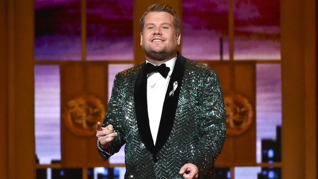 James Corden Says He Won't Sing as Grammy Host