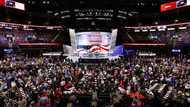 RNC Picks Charlotte, North Carolina, to Host 2020 Convention