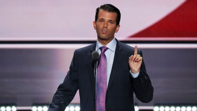 Trump Jr. Says Obama Lifted Frequently Used Line From His RNC Speech