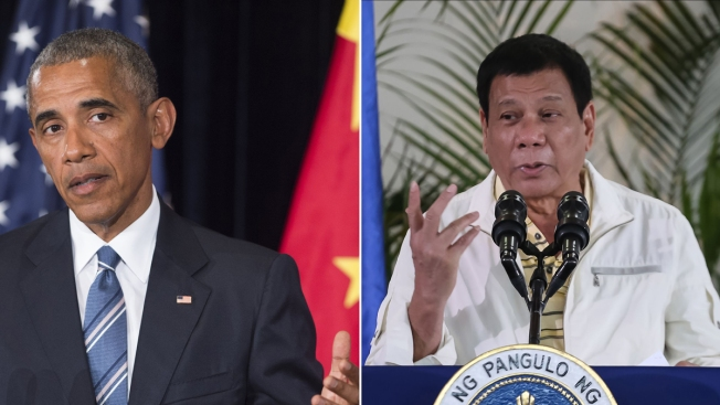 Philippine President Regrets Profanity While Talking About Obama