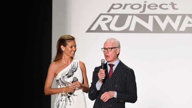 'Project Runway' Co-Host Tim Gunn Slams American Designers For Ignoring Average-Sized Woman