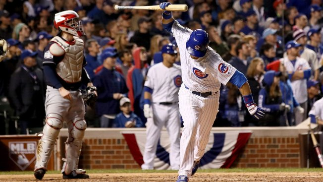 2016 World Series: Indians Beat Cubs 7-2, Now Lead Series 3-1