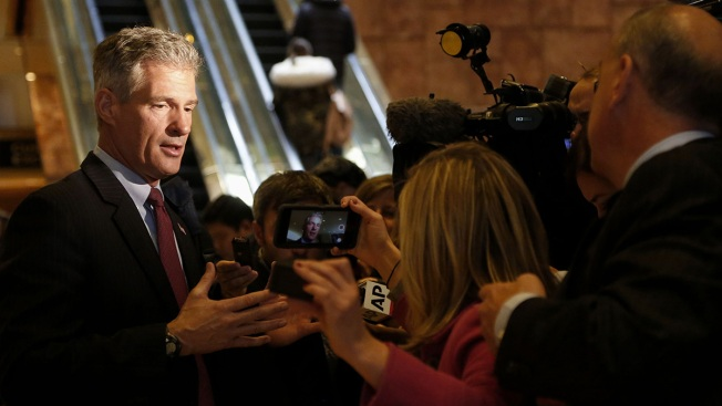 Senate Confirms Former Sen. Scott Brown as New Zealand's US Ambassador