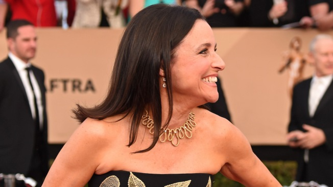Julia Louis-Dreyfus finishes chemotherapy