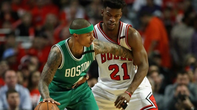 Celtics Win 4 in a Row to Move Past Bulls