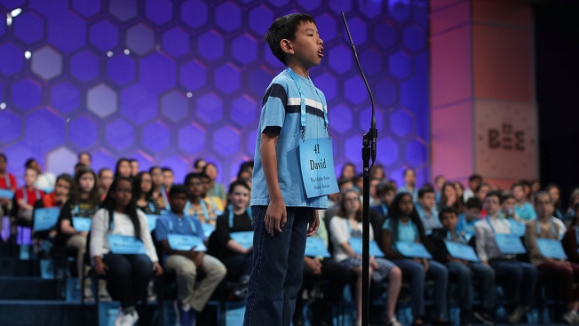 Mechanicsburg student passes Round 3 in Scripps National Spelling Bee