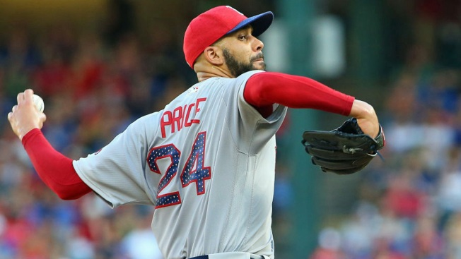 David Price Off Disabled List; Red Sox to Use Him in Bullpen