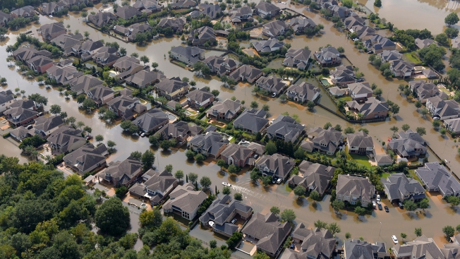 Wealthy Counties Get Many FEMA Buyouts of Flood-Prone Homes, Study Finds