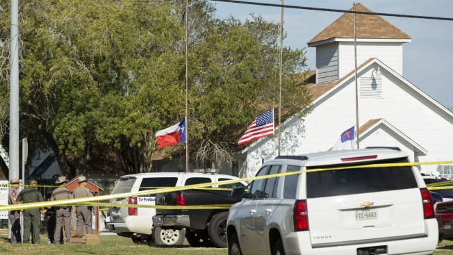 Texas Church Massacre County Shows Jump in Gun Carry Permits