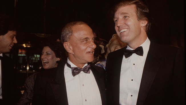 FBI Releases Files on President Trump's Late Lawyer, Roy Cohn