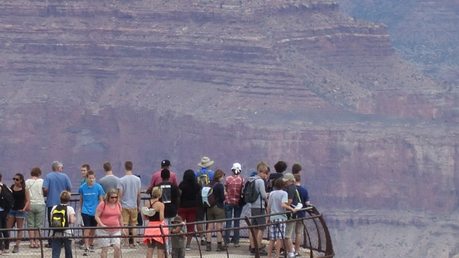Deaths at Grand Canyon Highlight Struggle for Park Resources