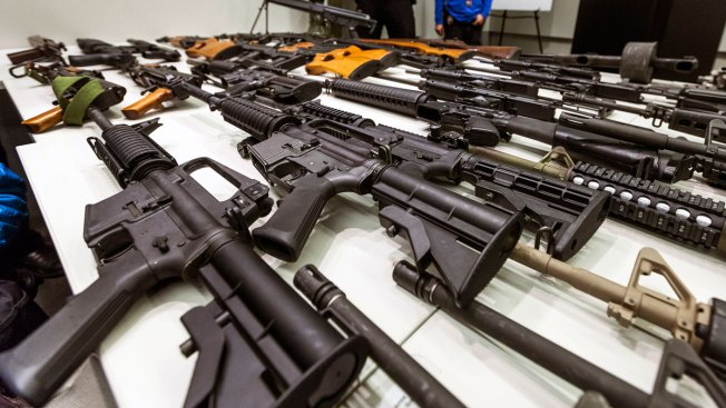 4 States to Weigh Tougher Gun Control in Nov. 8 Election
