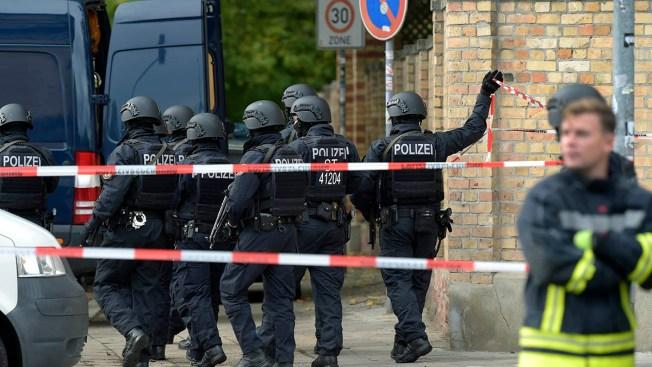 2 Dead in Attack Targeting German Synagogue on Yom Kippur