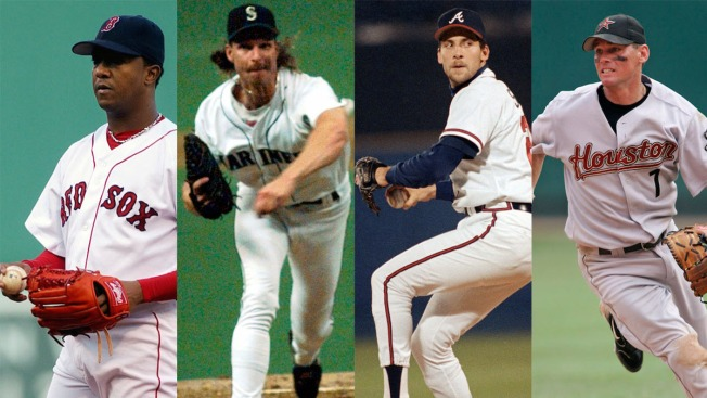 Johnson, Martinez, Smoltz, Biggio Enter MLB Hall of Fame