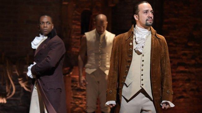 'Hamilton' Sets Record With 16 Tony Nods
