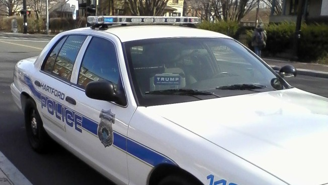 PD: Officer 'Irresponsible' To Put Trump Sticker on Cruiser