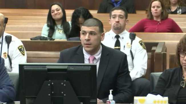 No Verdict After 5th Day of Aaron Hernandez Trial Deliberations