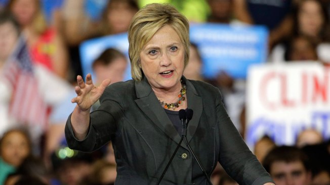 Clinton Responds to Trump, Says He Has 'No Answers'