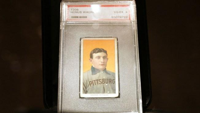 Honus Wagner Baseball Card Sells Privately for $1.2 Million