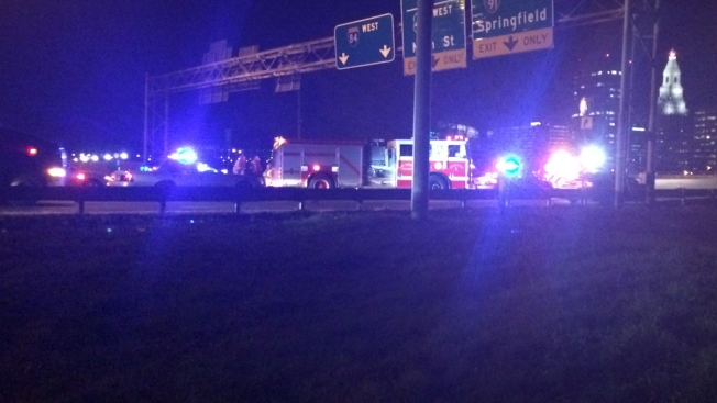 Man Hit and Killed by Car on Bridge