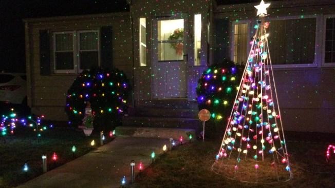 Victim: Real-Life Grinch Steals Popular Lights