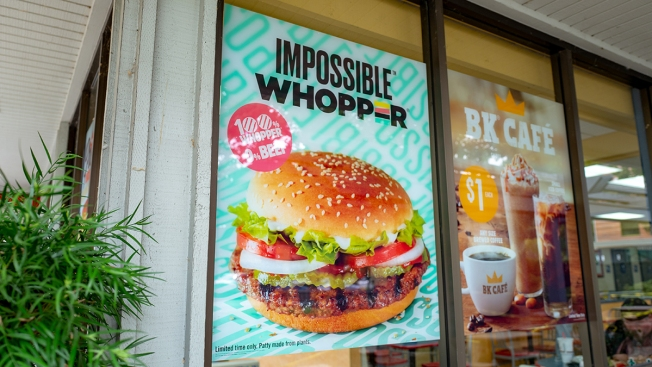 Vegans Are Wary of Burger King's Impossible Whopper After Controversy Over Cooking Process