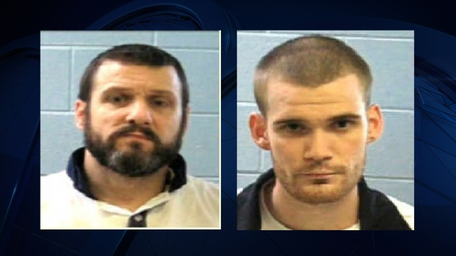 Inmates shoot, kill 2 correctional officers in Georgia