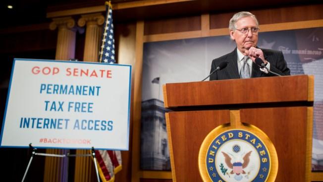 Congress Approves Bill Making Internet Tax Ban Permanent