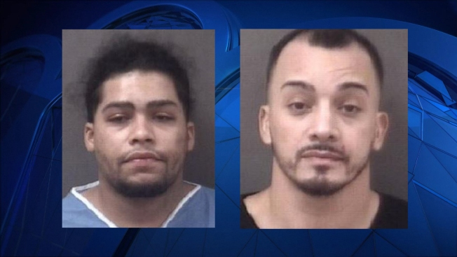 PD: Suspects Attempted to Steal $4K Worth of Tires