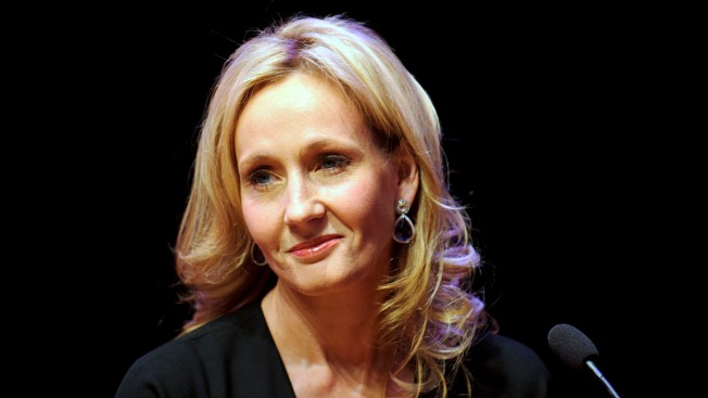 Harry Potter Author J.K. Rowling's Chair Sells for $394,000 at Auction