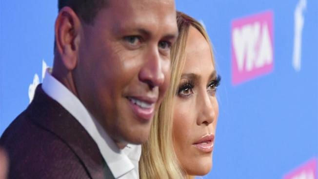 Alex Rodriguez, Jennifer Lopez Engaged, According to Instagram Post of Giant Ring