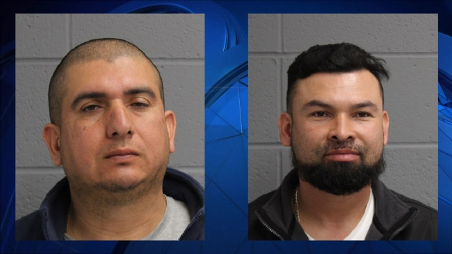 Suspects Tried to Steal $13K Worth of Wood: Police