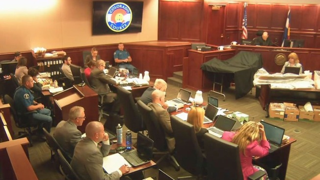 Judge in Colo. Theater Shooting Trial Dismisses 3 Jurors