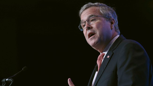 Jeb Bush Swings Through Boston for Fundraising Luncheon