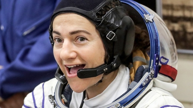 Another Mainer to Join the International Space Station in April