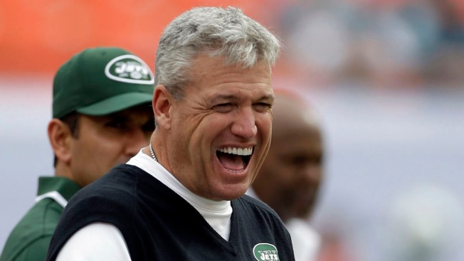 Rex Ryan Jokes About Coaching Tom Brady