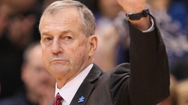 Ex-UConn Coach Jim Calhoun Unretires To Coach D-III St. Joseph