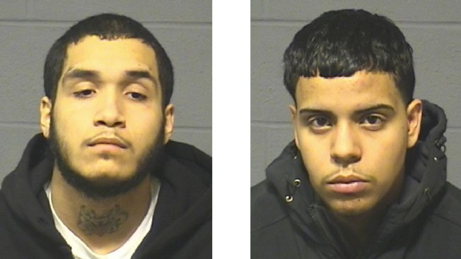 2 Teenagers in Stolen Car Lead Hartford Police on Pursuit