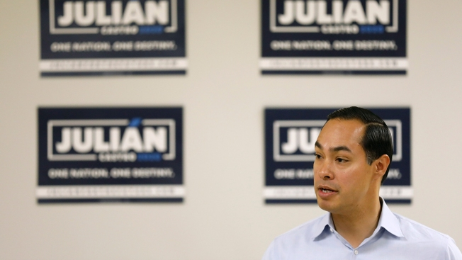 Julián Castro Makes Universal Pre-K Focus of Education Plan