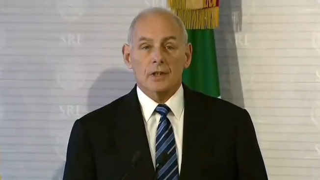 Homeland Security Chief Backtracks on Splitting Families