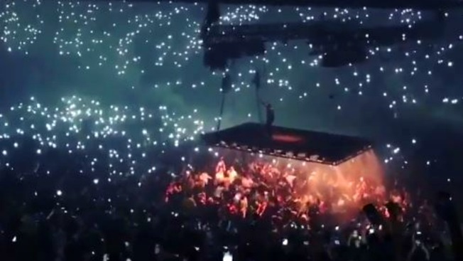 Kanye West Cancels Los Angeles Show Following Politically Charged Concert Rant