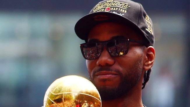 Toronto Raptors Forward, NBA Finals MVP Kawhi Leonard to Head to LA Clippers