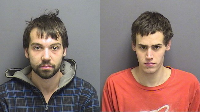 2 Men Attempt Stealing Copper Pipes From Coventry Home: Police