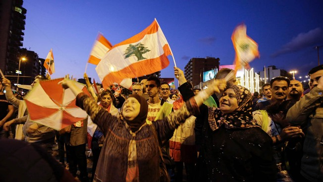 Lebanese Prime Minister Quits Amid Anti-Government Protests