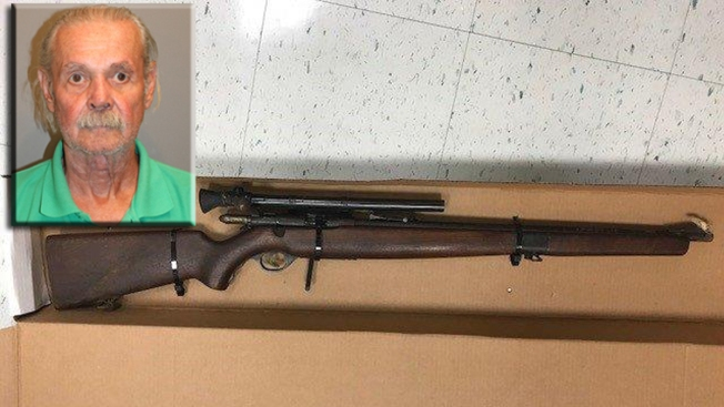 Norwalk, Conn. School Worker Made Threats, Had Rifle in Car: PD