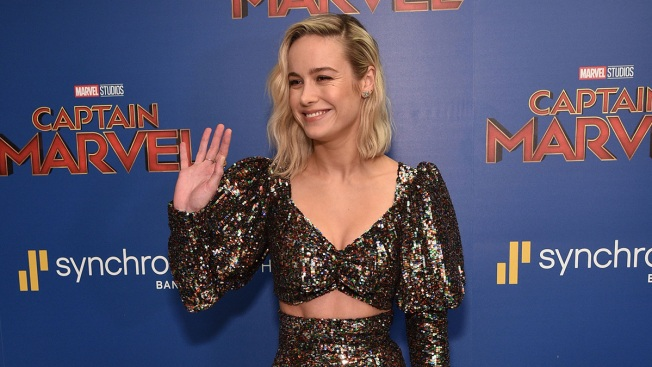 'Captain Marvel' Rockets to Historic $153M Debut