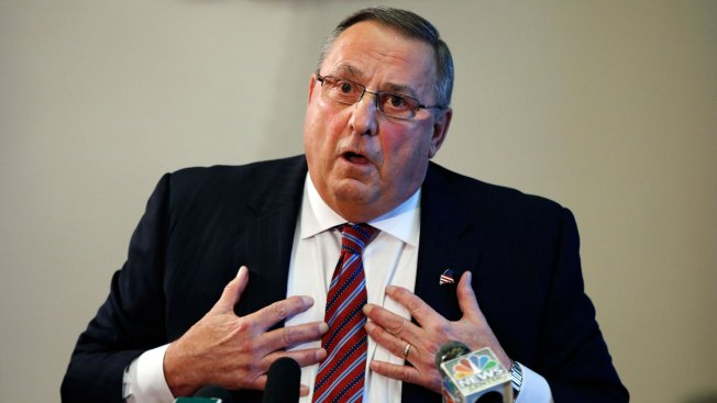 Gov. LePage Criticizes Legislators in State of the State Letter